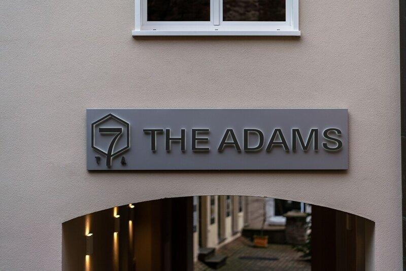 The Adams- Self Check in Hotel