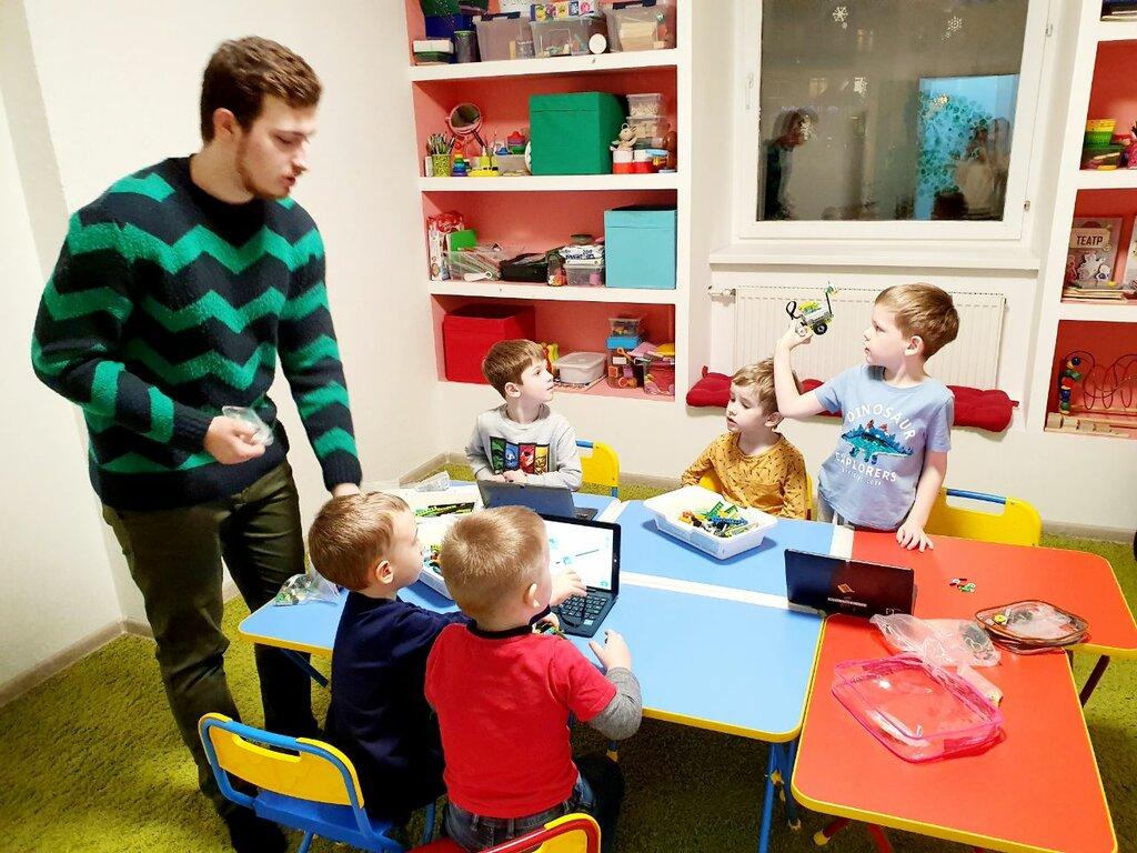 детский клуб для детей москва