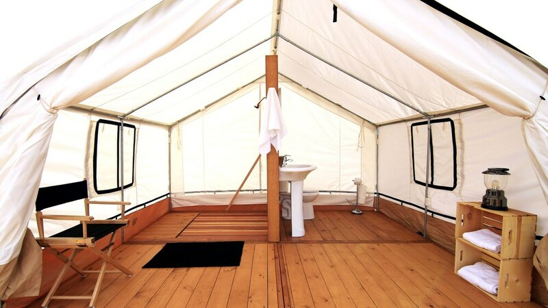 Out of Africa Safari Glamping