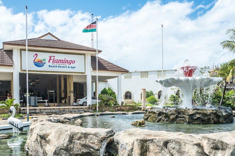 Отель Flamingo Beach Resort & SPA