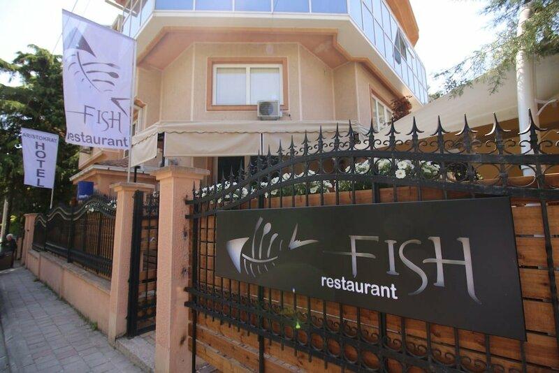 Aristocrat And Fish Restaurant