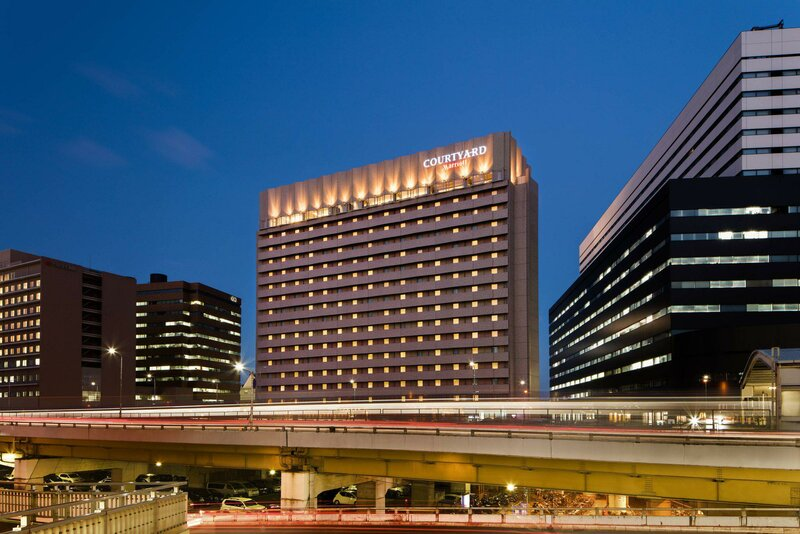 Courtyard by Marriott Shin-Osaka Station