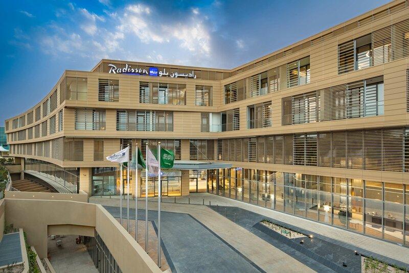 Radisson Blu Hotel & Residence, Riyadh Diplomatic Quarter