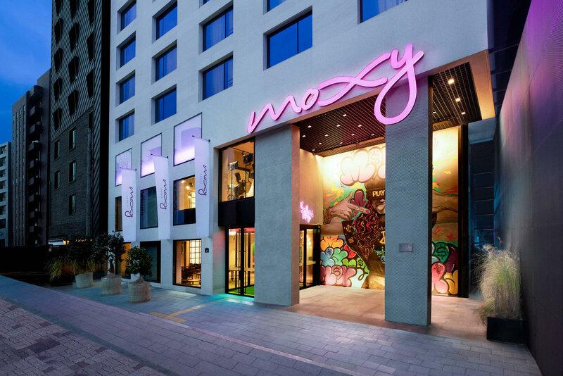 Moxy by Marriott Seoul Insadong