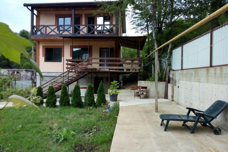 Загородный дом на Мацесте