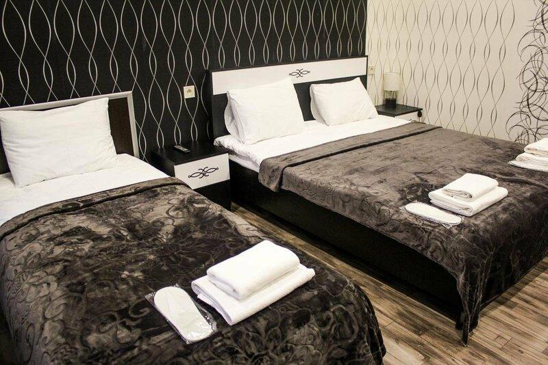 Отель Aragvi