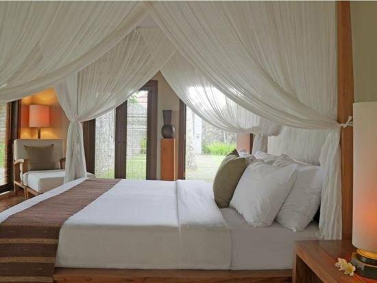 Villa Banjar Lalang linggah Desa Lalang Linggah