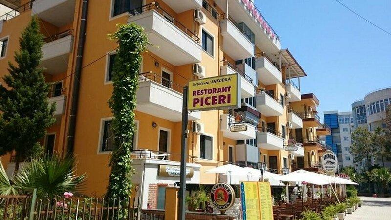 Aparthotel Shkodra