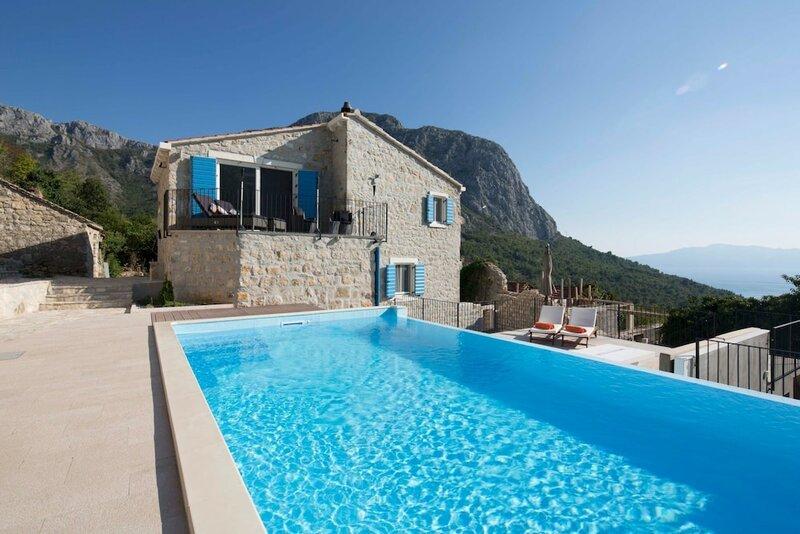 Villa Jatica - Luxury in the Wilderness of Makarska