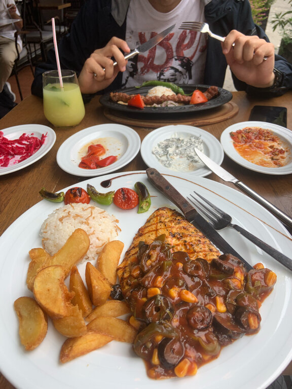 restoranlar — Mivan Restaurant & Cafe — Fatih, photo 2
