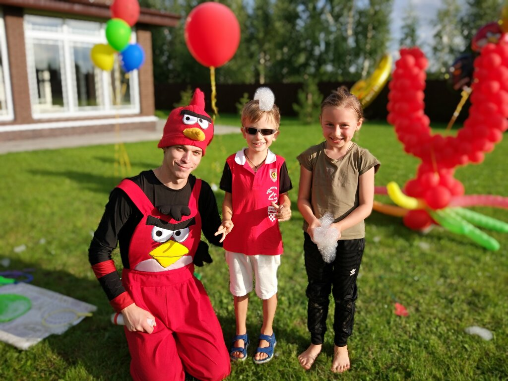 организация и проведение детских праздников — Студия праздников Кудесник — Москва, фото №9