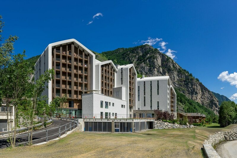 Th Courmayeur Des Alpes Hotel