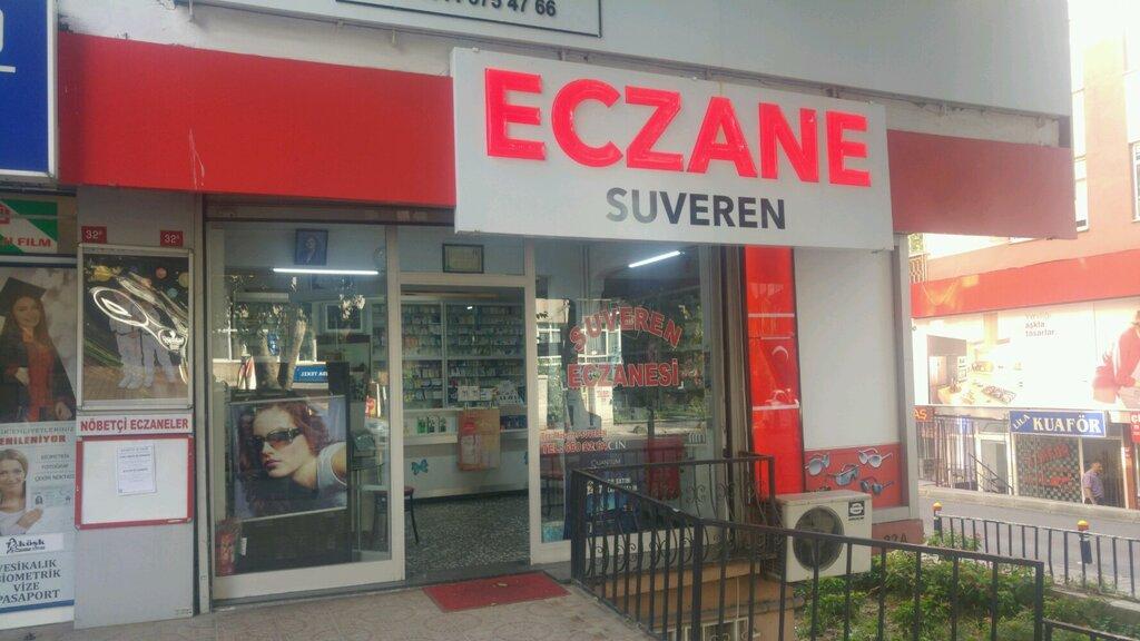 eczaneler — Suveren Eczanesi — Bakırköy, photo 1