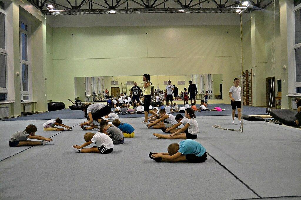 Спортивный клуб Адреналин, спортивный клуб, секция, просп ...