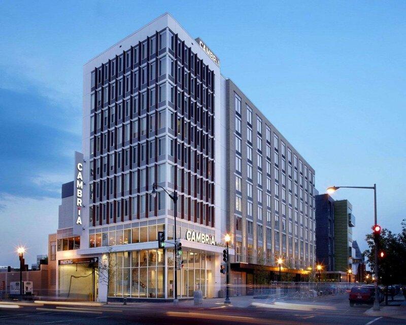 Cambria Suites Washington, D. C. Convention Center