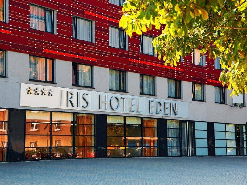 Iris Hotel Eden