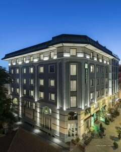 otel — Holiday Inn Istanbul - Old City — Fatih, photo 1