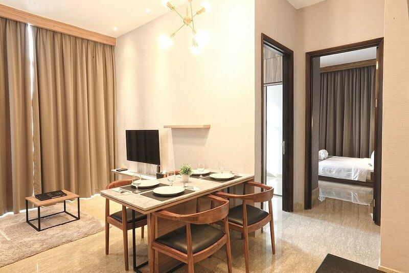 Big Studio Menteng Park Apartment