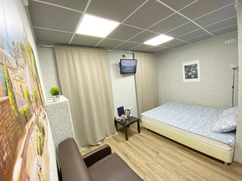 Отель Стромынка
