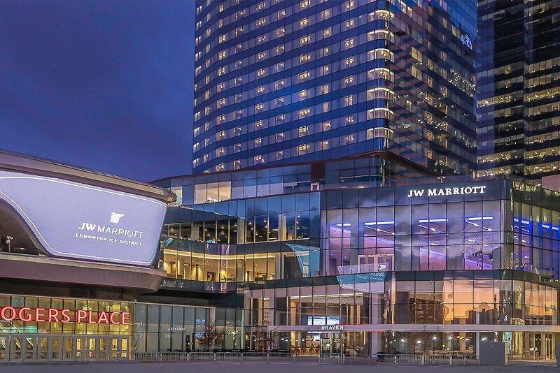 Jw Marriott Edmonton Ice District