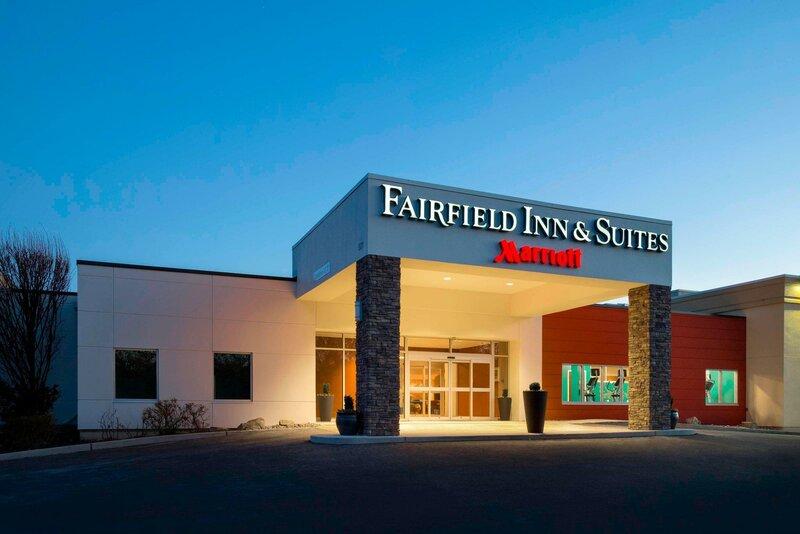 Fairfield Inn And Suites Paramus