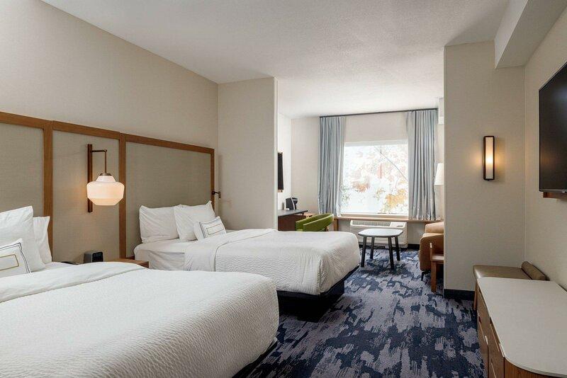 Fairfield Inn Suites Salina