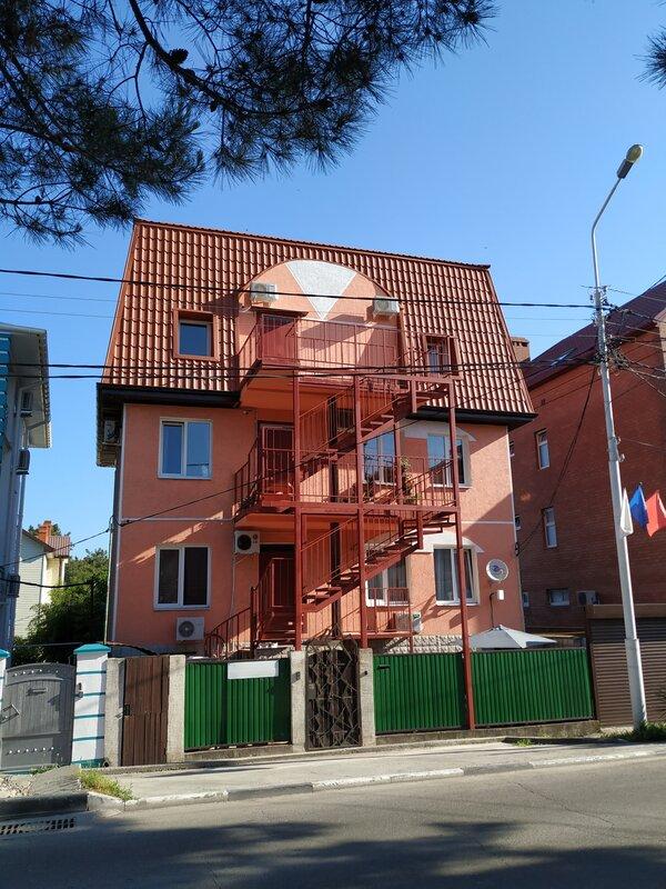 Гостевой дом Orange