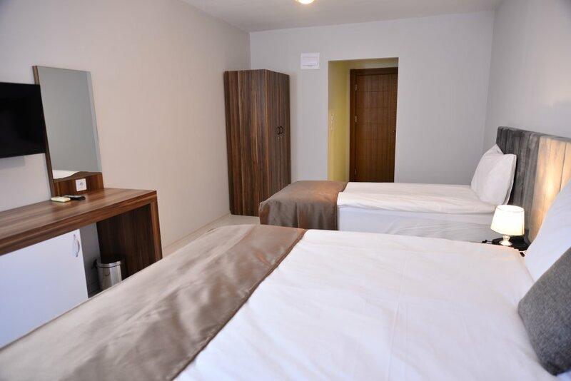 Отель İbrahim