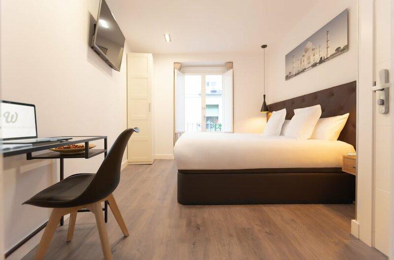 Woohoo Rooms Hortaleza