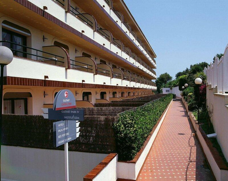 Отель Guitart