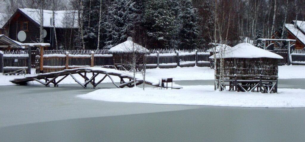 дом отдыха — Окулова Заимка — Москва и Московская область, фото №2