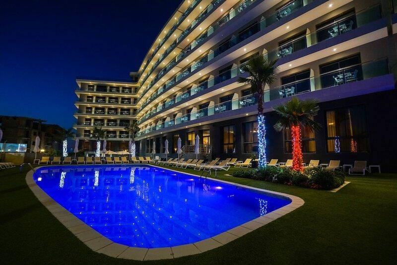 Az Hotel Le Zephyr Mostaganem
