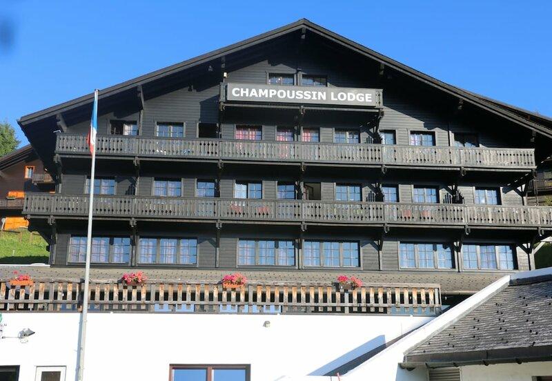 Champoussin Lodge