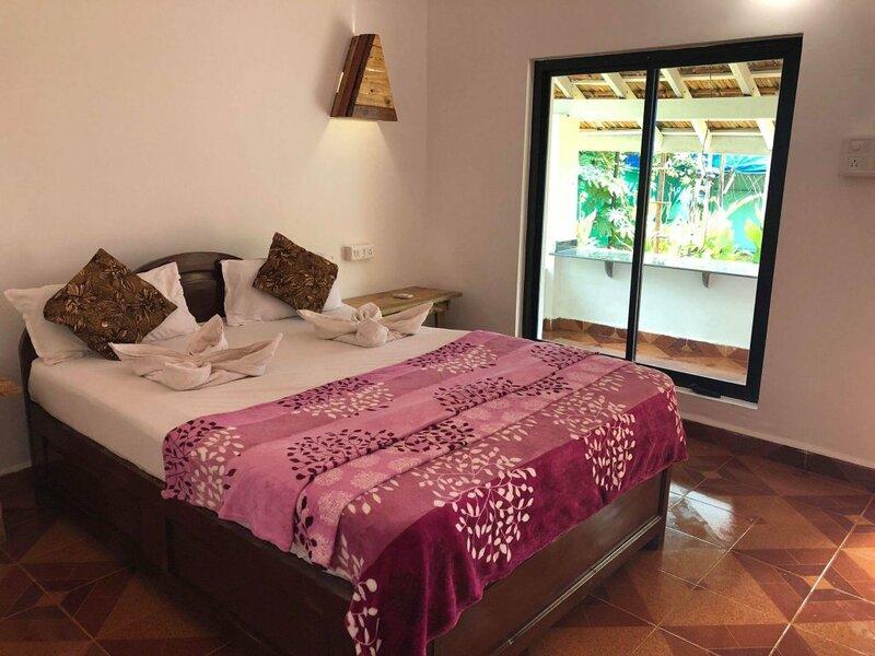 Resort Ducknchill-Agonda