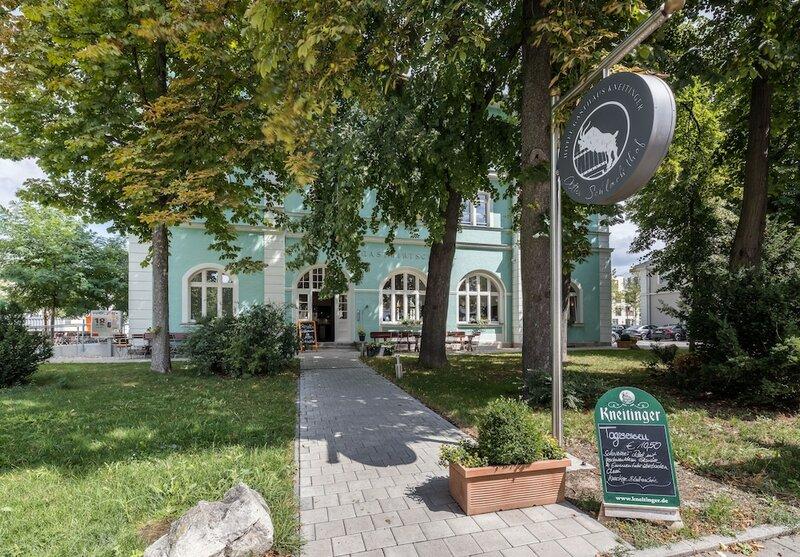 Hotel Kneitinger Alter Schlachthof