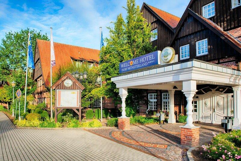 Welcome Dorf Muensterland