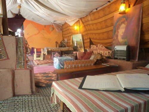 Mati and Roni's Guest House Israeli Desert