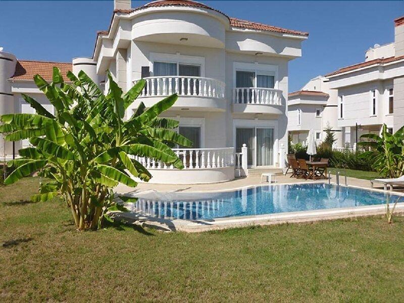 Sadev Turizm Belek Villas & Apartments