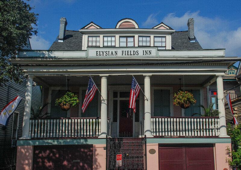 Elysian Fields Inn