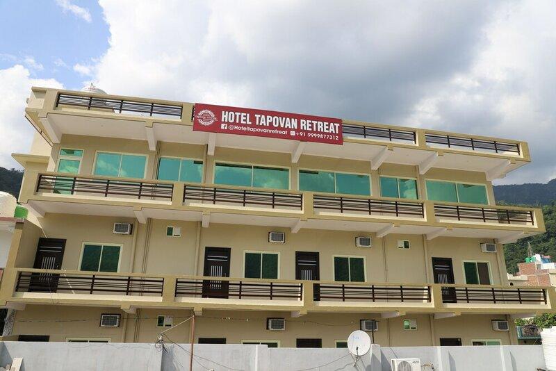 Hotel Tapovan Retreat