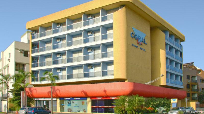 Coral Inn Apart Hotel - Vitoria