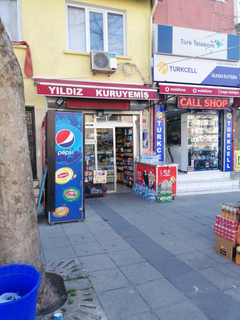pazarlar ve çarşılar — Yıldız Kuruyemiş — Fatih, photo 1