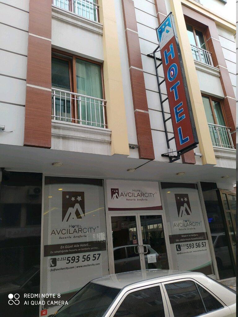otel — Hotel Avcılar City — Avcılar, foto №%ccount%