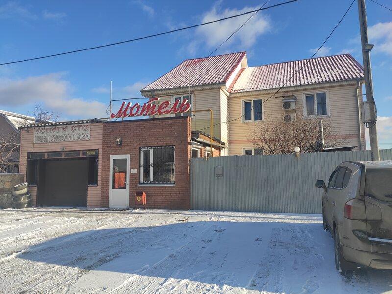 Мотель на Сызранской