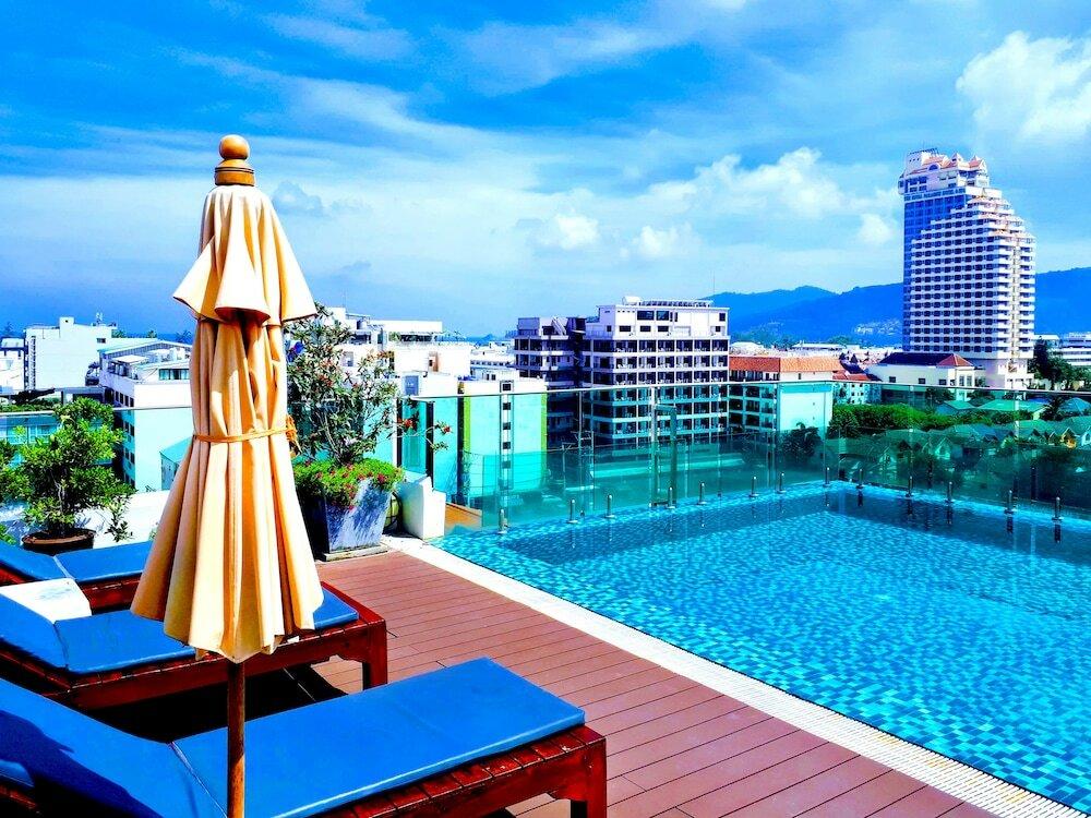 hotel — Mirage Patong Phuket Hotel — Phuket Province, photo 1