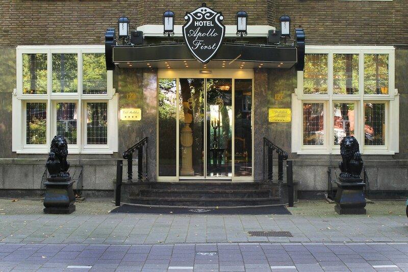 Apollofirst Boutique Hotel