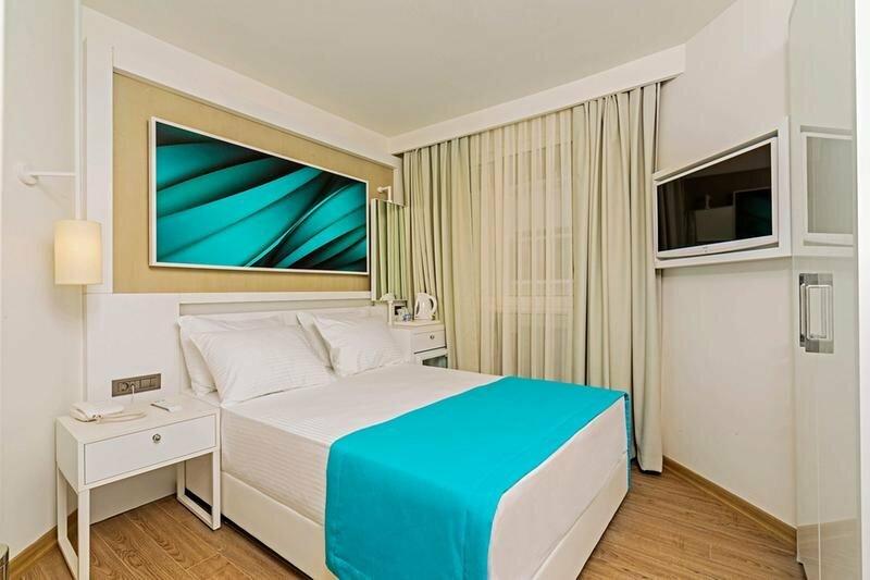 Selimiye Big Poseidon Boutique Hotel & Yacht Club