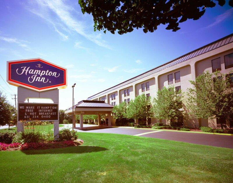 Hampton Inn Long Island-Islandia