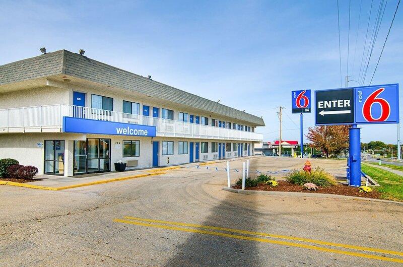 Motel 6 Topeka, Ks - Northwest