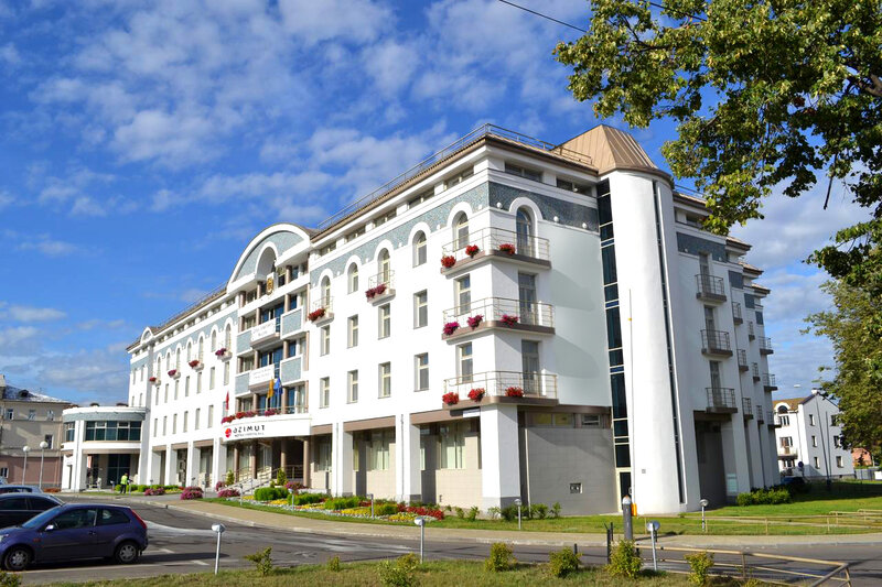 AZIMUT Отель Ярославль